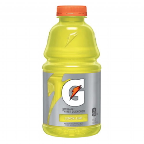 Gatorade Lemon and Lime 32oz   (US)